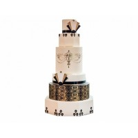 Свадебный VIP торт STVK044
