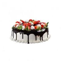 Торт Воздушная клубника