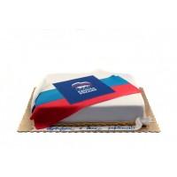 Торт Единая Россия с фотопечатью 242