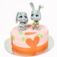 Торт Любовь морковь