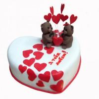 Торт Медвежья любовь