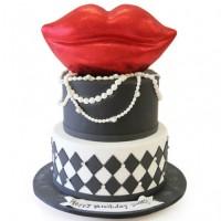 Торт Сладкие губки
